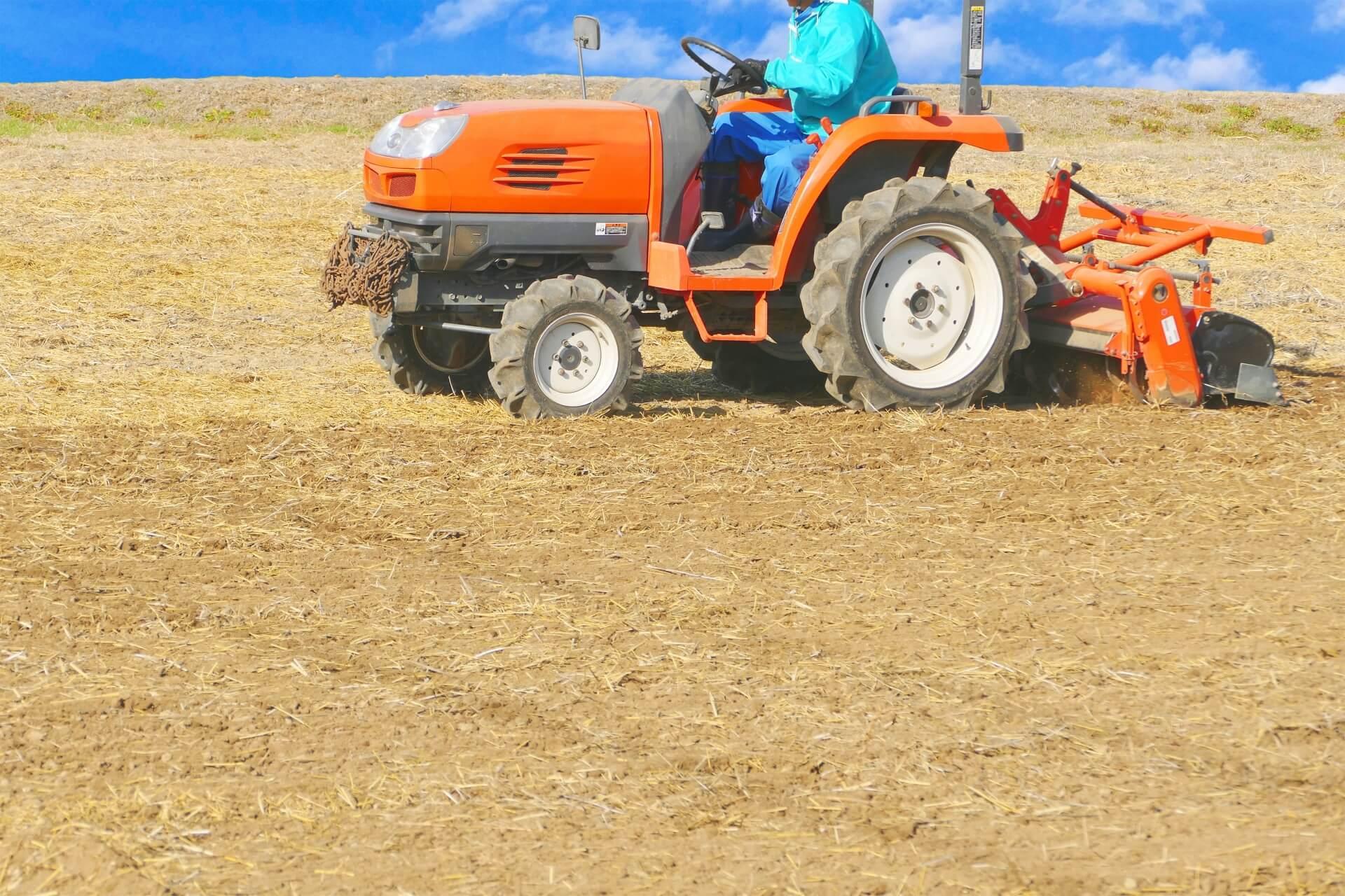 法人 農業